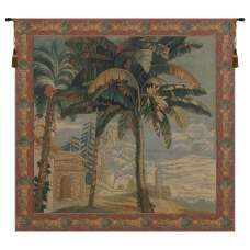 Exotique Belgian Tapestry Wall Hanging