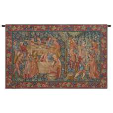 Vendange I French Tapestry