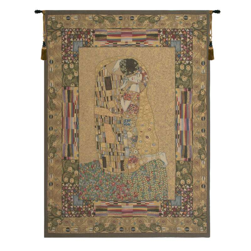 The Kiss European Tapestry