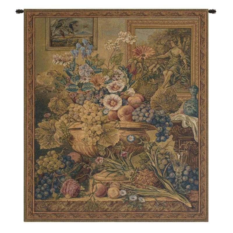 Bouquet Et Cadres Italian Tapestry