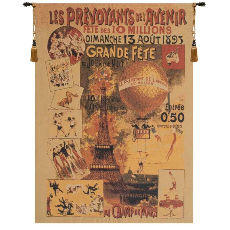 Prevoyants De L'Avenir European Tapestry