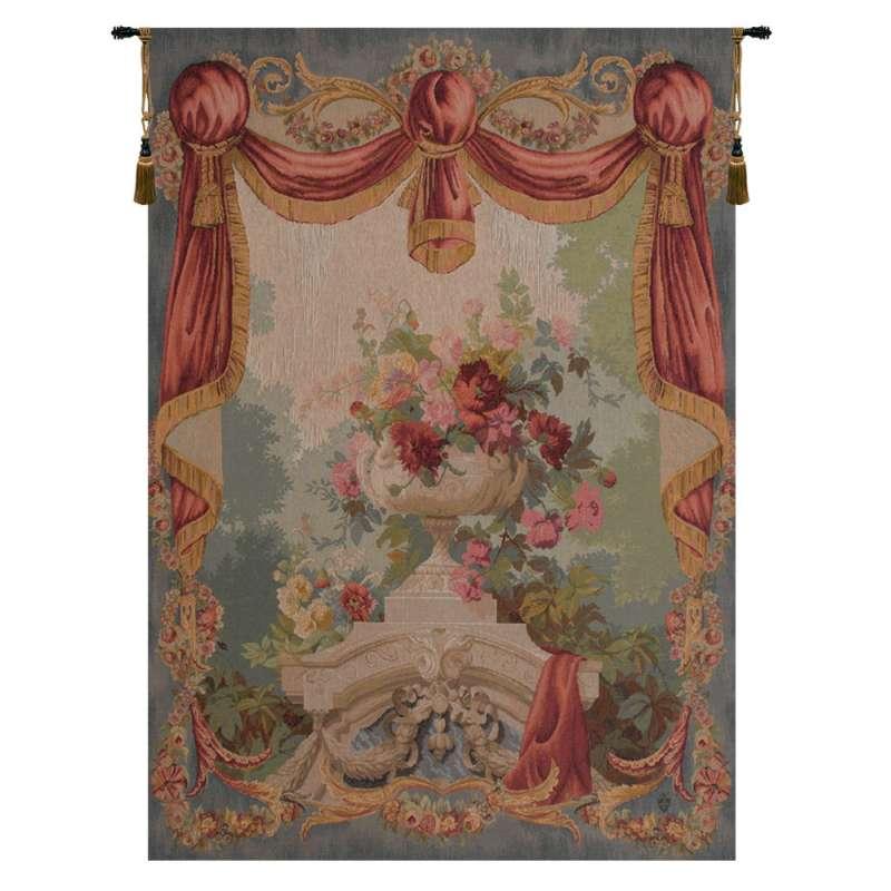 Drape Fleuri French Tapestry