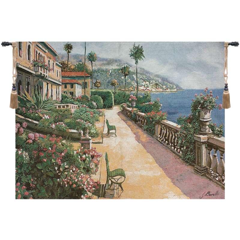 Bella Amalfi Fine Art Tapestry