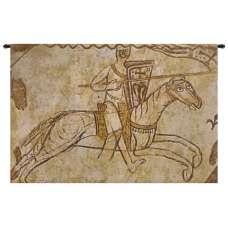 Templier  Flanders Belgian Tapestry Wall Hanging