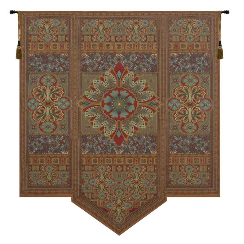 Road to Morocco Tapestry Wall Art
