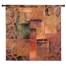 Visual Patterns II Tapestry Wall Hanging