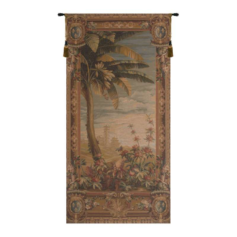 La recolte des ananas basket door French Tapestry