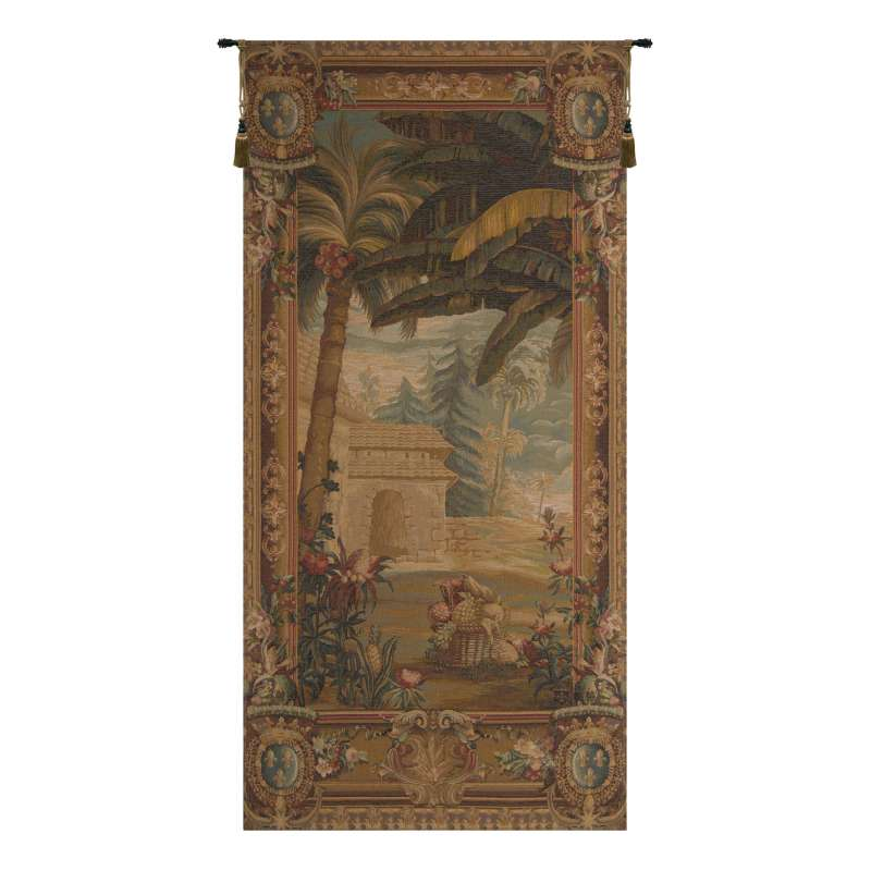 La recolte des ananas pagoda door French Tapestry