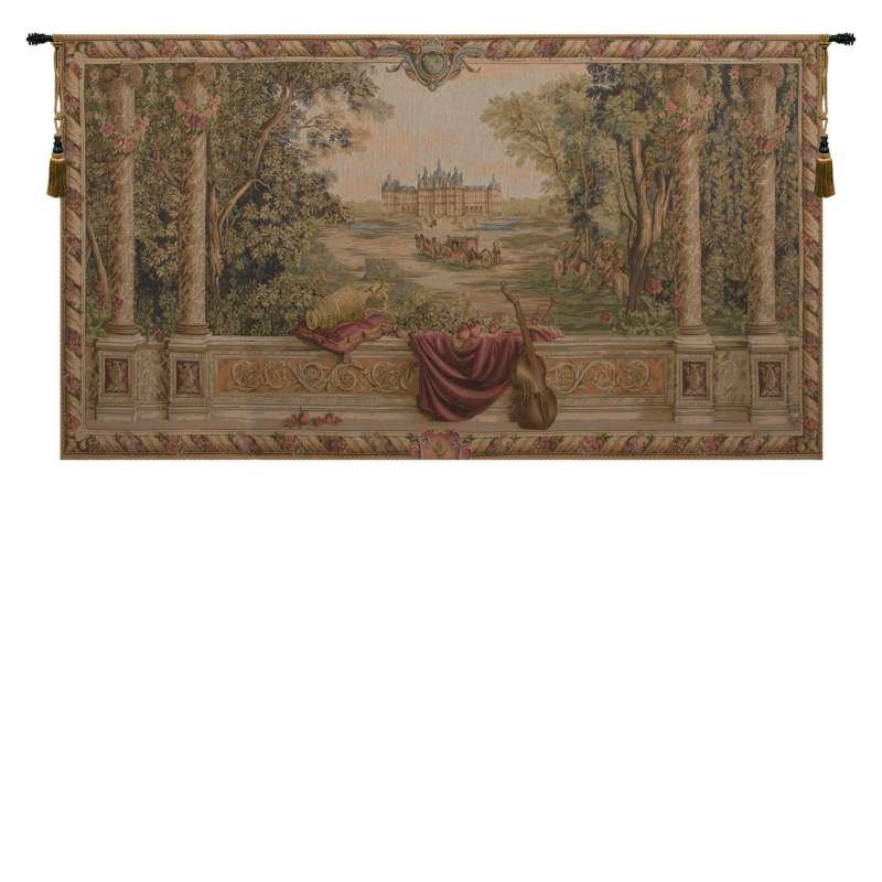 Verdure au Chateau French Tapestry
