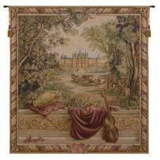 Verdure au Chateau I French Tapestry