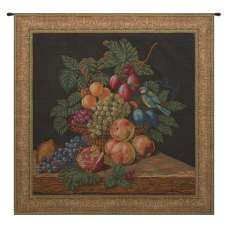 La Mesange French Tapestry Wall Hanging