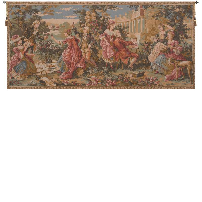 Le Dejeuner Champetre French Tapestry