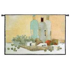 Art of Good Living Tapestry Wall Hanging