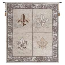 Fleur de Bienvenue Fine Art Tapestry