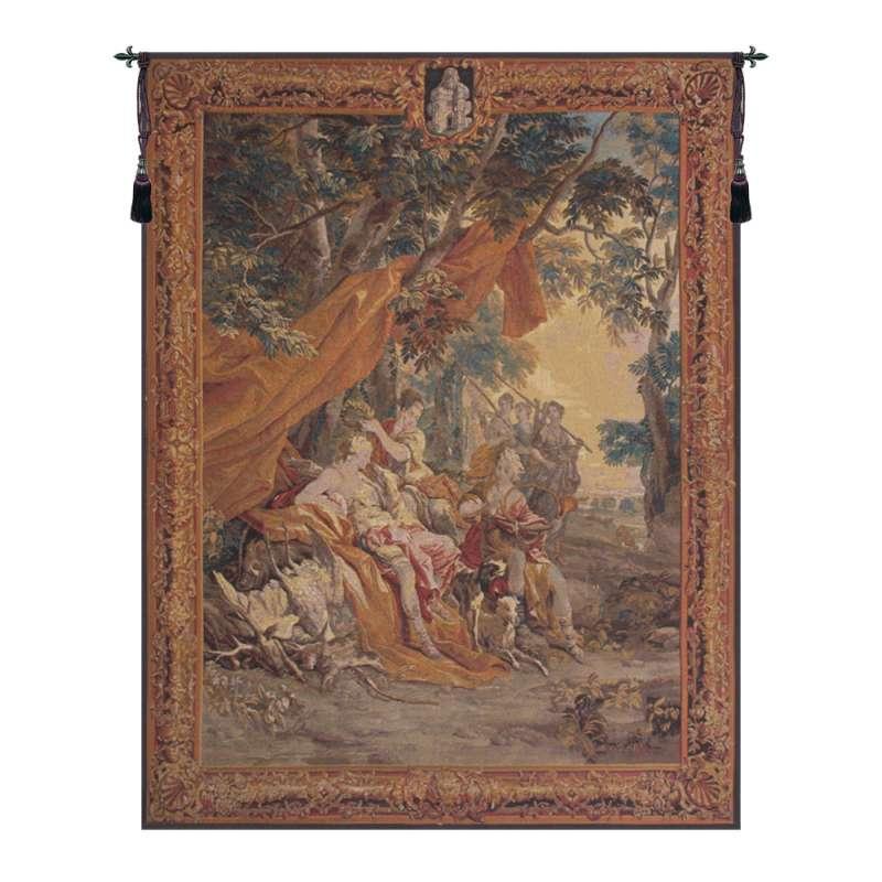 Diana Flanders Belgian Tapestry Wall Hanging