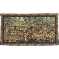 Louis XV Hunting 01 Italian Tapestry