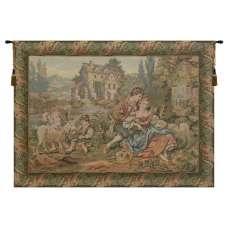 Noble Pastorale 01 Italian Tapestry