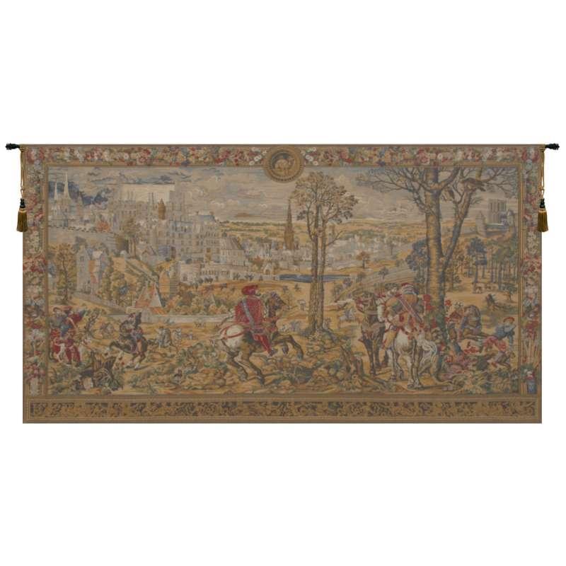 Medieval Brussels European Tapestry