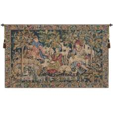 Shearing of the sheep European Tapestry