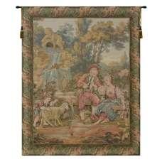 Romantic Musical Interlude 02 Vertical Italian Tapestry
