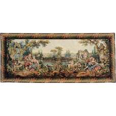 Romance in the Country Italian Tapestry