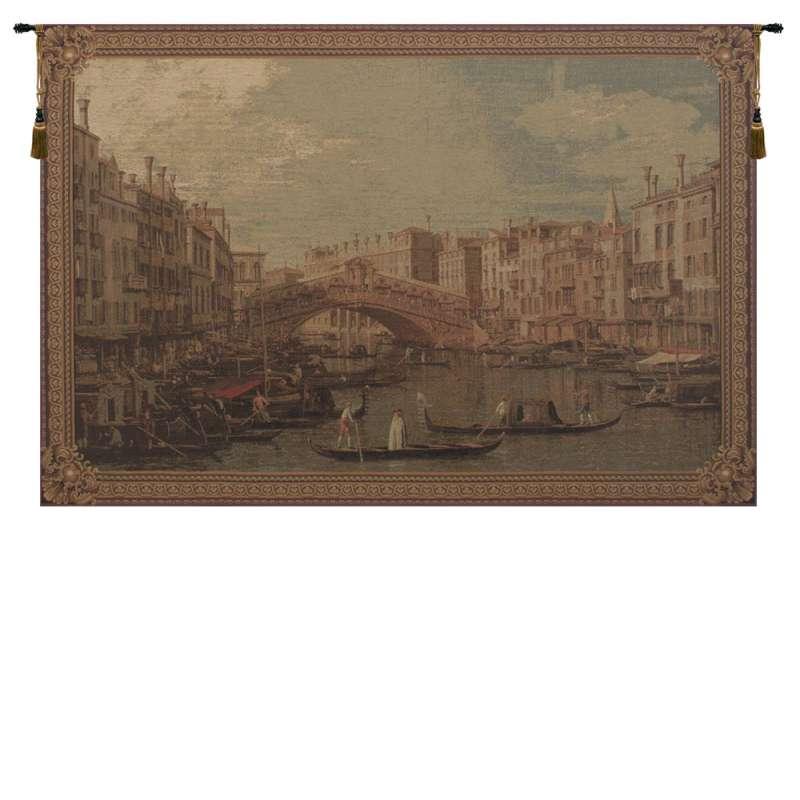 Rialto Bridge European Tapestry