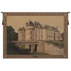 Le Lude Castle European Tapestry