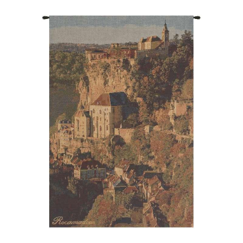 Rocamadour  European Tapestry