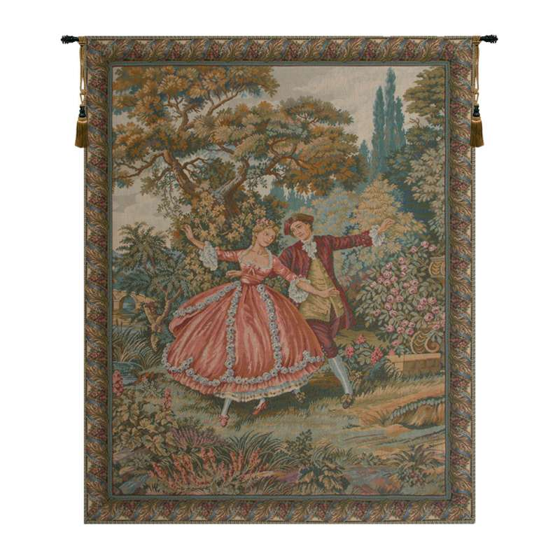 Danza Italian Tapestry Wall Hanging