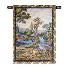 Cascata Italian Wall Hanging Tapestry