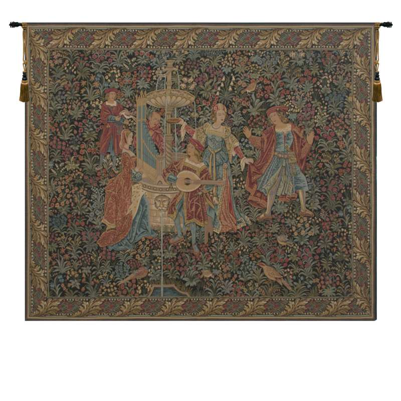 Country Musicians European Tapestry