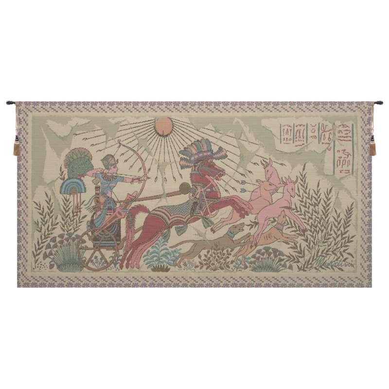 Ramsees Egyptian European Tapestry