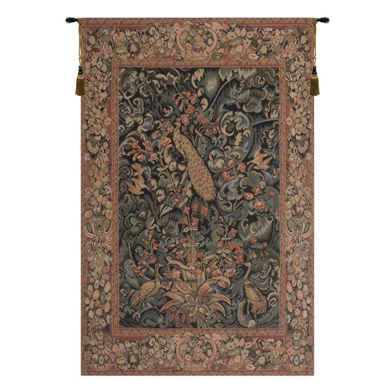 Peacock Tawoos European Tapestry