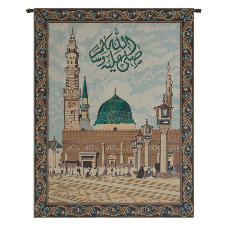 The Mosque European Tapestry