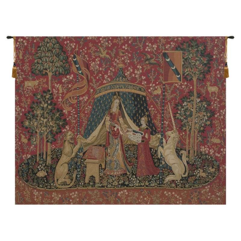 A Mon Seul Desir IV European Tapestry