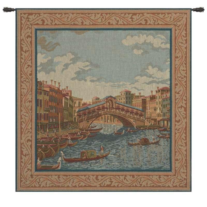 Rialto Venezia Italian Tapestry Wall Hanging