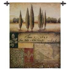 Renaissance Landscape I Tapestry Wall Hanging