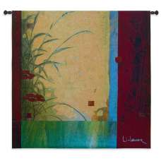 Dancing in the Wind Tapestry Wall Hanging