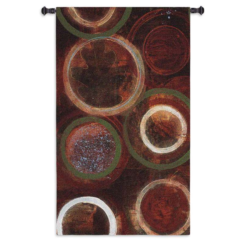 Natures Spheres I Tapestry Wall Hanging