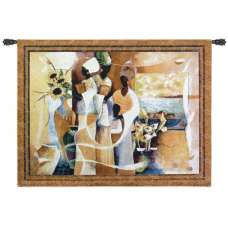 Euphony Tapestry Wall Hanging