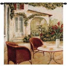 South Terrace Fine Art Tapestry
