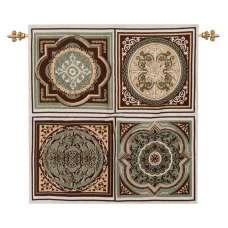 Florentine Medallion Fine Art Tapestry