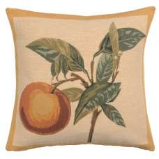 Redoute-Orange European Cushion Cover