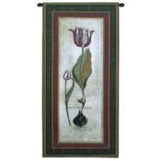 Tulipa Vidoncello III Tapestry Wall Hanging