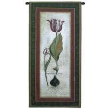 Tulipa Vidoncello III Tapestry Wall Hanging