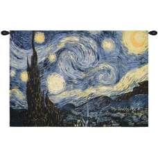 Starry Night Tapestry Wall Art