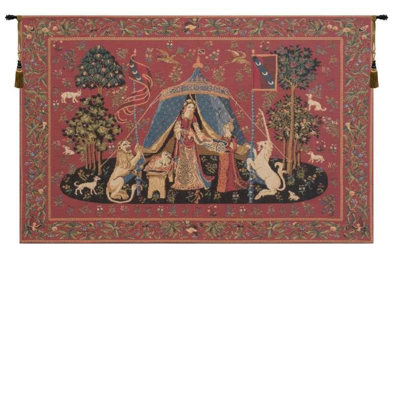 Desire A Mon Seul Desir European Tapestry