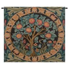 The Orange Tree French Tapestry