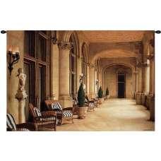 The Loggia Fine Art Tapestry