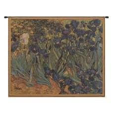 Iris European Tapestry